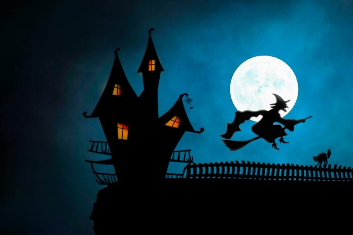 halloween, witch's house, the witch