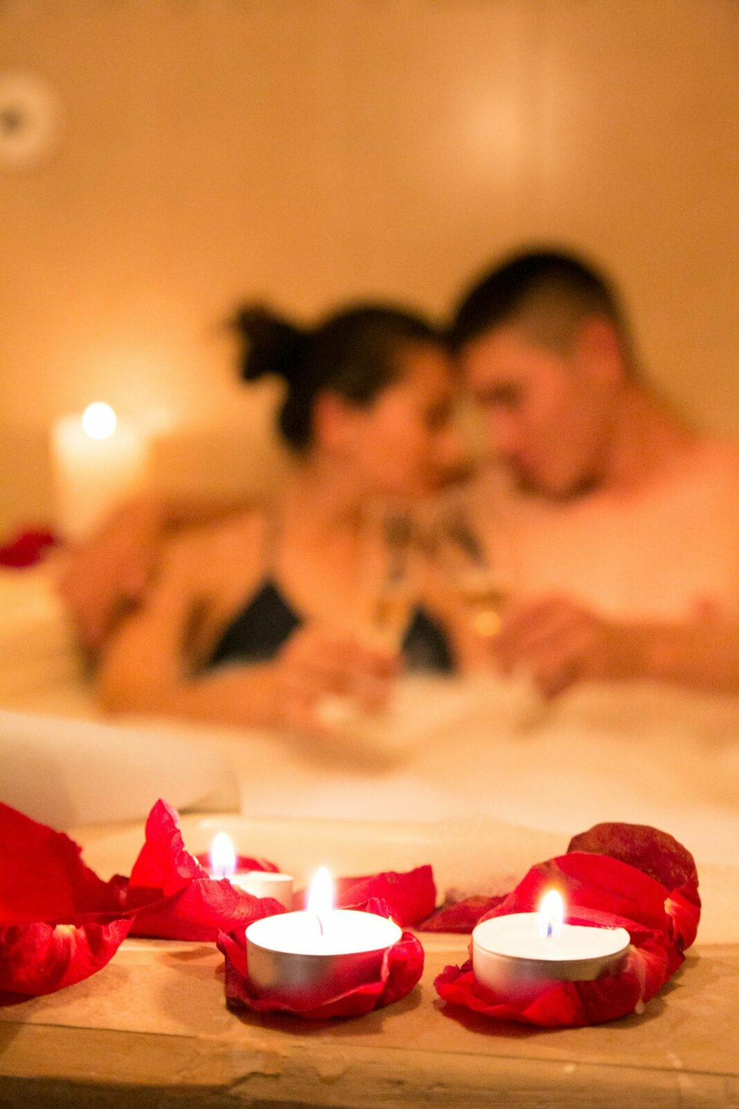 candle, relaxation, romantic